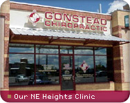 The Northeast Heights Office of Gonstead Physical Medicine in Albuquerque New Mexico